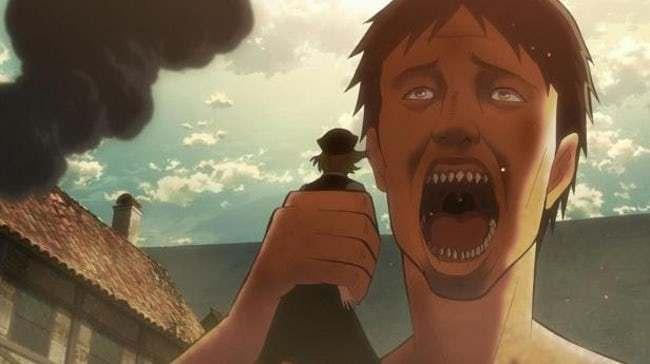 حمله به غول اتک آن تایتان attack on titan Shingeki no Kyojin زیرنویس فارسی انیمه زیرنویس انیمه سابتایتل